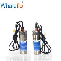China Whaleflo WEL1260-30 Stainless Steel 12 Volt Submersible Tube Well Water Pump Price In Pakistan on sale