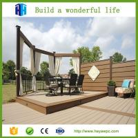 Wholesale China heya wpc harmonics flooring factory price wood composite material from china suppliers