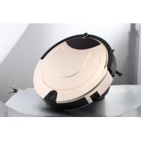 Wholesale Champagne Color Robot Vacuum Cleaner Anti-falling, Anti-bumping with Charge Stand from china suppliers