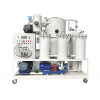 Wholesale Vacuum Transformer Oil Purifier , Insulation Oil Regeneration / Oil Filtration Plant from china suppliers