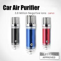 China Car Air Purifier ,3.8 Million Negative lons on sale
