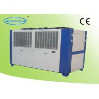 Indoor Industrial Air Cooling Screw Chiller With CE Certificate