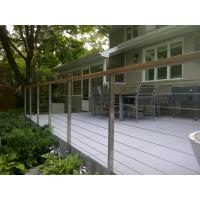 Wholesale Exterior cable rails design wire railing for porch/ balcony with cheap price from china suppliers