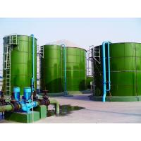 Wholesale Commercial Fuel Storage Tanks , Steel Panel Tanks 30 Years Service Year from china suppliers