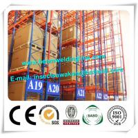 Wholesale Steel Building C Z Purlin Roll Forming Machine , Heavy Duty Pallet Racking Pallet from china suppliers