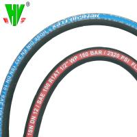 Wholesale China hydraulic hose pipe manufacturers supply steel wire braided rubber 6mm hydraulic hose from china suppliers