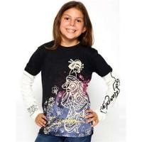 Wholesale Ed Hardy Kids Long Sleeve Tee from china suppliers