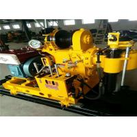 Wholesale Mountain Area 200M Track Minning Core Drilling Rig Machine 3Mpa Maximum Pressure from china suppliers