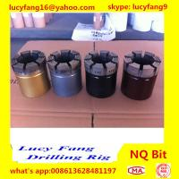 Lowest Price High Quality Diamond Pregnant Core Drilling Bit NQ and NQ3
