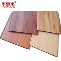 China PVC Ceiling Profiles UPVC Wall Panels Tile Wooden Pattern For Kitchen Ceiling on sale