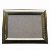 China Cork bulletin board with EPS frame on sale