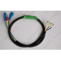 VDE 3*0.5sq Electrical Wire Harness With JST VHR Connector For Amplifier