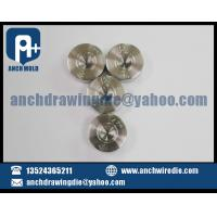 Buy cheap Anchors Mold Synthetic Single Crystal Diamonds wire drawing die from Wholesalers
