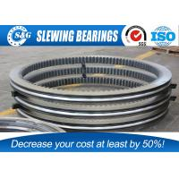 Wholesale High Precision Mounting Slew Ring Gears , Magnetic Bearing Wind Turbine from china suppliers