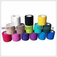 Wholesale Cohesive Elastic Bandage Premium Quality Hand Tearable For Human Vet And Sports from china suppliers