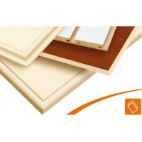 Wholesale Solid wood door.Wood paint door.Interior door from china suppliers