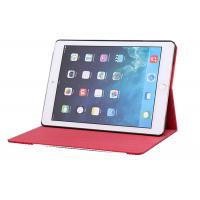 Buy cheap PU leather Case Lychee Pattern Ipad 6 / iPad Air2 Protective Case Black / White from wholesalers
