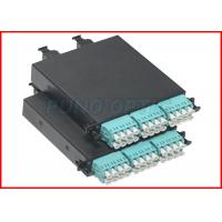 Wholesale 12 Fiber MTP Cassette Patch Panel Multimode For Data Processing Networks from china suppliers