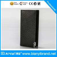 Wholesale Fashion wholesale organized man leather purse OEM leather wallet from china suppliers
