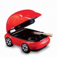 Wholesale USB Smokeless Ashtray with Red LED Headlights and 2 x AA Batteries from china suppliers