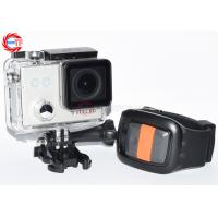 Silver FHD 1080p Action Camera WIFI With Navotek 96658 2.0 Inch OEM Night Mode