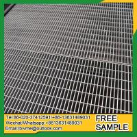 Wholesale Boulder deck grating heavy duty floor grate galvanized steel drain grating good price from china suppliers