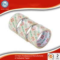 Wholesale Strong Adhesive Crystal Clear Tape Single-Sided Sticky Pressure Sensitive from china suppliers
