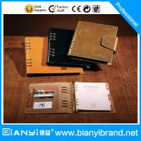 Wholesale Loose leaf notebook with 6 metal ring from china suppliers