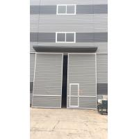 China Design and manufactured light weight prefabricated steel structure building on sale