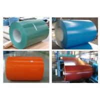 Wholesale Durable Coated Aluminum Coil , Aluminum Sheet Roll Coating Thickness 0.018mm from china suppliers