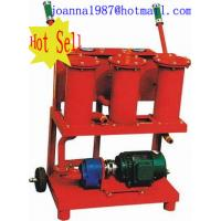 China Mobile Oil filtering Machine, Impurity Removal Filter, JL Oil Purifier on sale