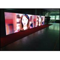 China HD thin P4.81 Indoor LED Screens With 500*500 Die Casting Cabinet on sale