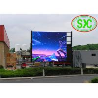 Wholesale Professional Advertising LED Screens Led Sign Board Anti - Corrosion from china suppliers