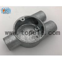 Wholesale Branch Three Y Way BS4568 Conduit Explosion Proof Conduit Fittings Malleable Iron Box from china suppliers