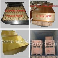 Wholesale aluminium sheet with pvc adhesive coating for caps from china suppliers