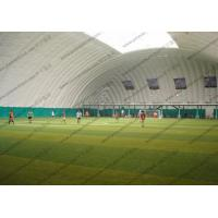 Wholesale Temporary Huge White Inflatable Event Tent For Putdoor Football Sport Playground from china suppliers