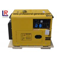 Wholesale Soundproof Voltage Stability 5kVA Diesel Generator with OEM and Low Fuel Consumption from china suppliers
