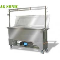 Sonic Window Blind Cleaning Equipment For Office Buildings / Hospitals