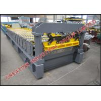 Wholesale Corrugated Galvanised & Chromadek Color Steel Roofing Sheet Bending Machine from china suppliers