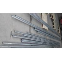 China Hot Dip Galvanized Pipe With Low Carbon Steel Pipe For Refrigerator R134a R600a on sale