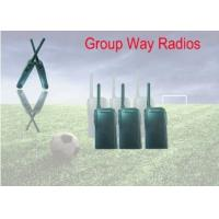 Wholesale Hand Held Full Duplex Digital Two Way Radios For Soccer Referee Intercom from china suppliers