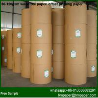 China Uncoated Offset Paper for Printing in Sheet on sale
