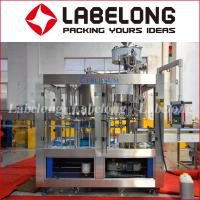 Quality 1L Bottle Oil Filling Capping Labeling Machine/Packing Machine for sale
