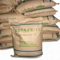 Buy cheap Edta Fe 13%,Stable Water Soluble Metal Chelate from wholesalers