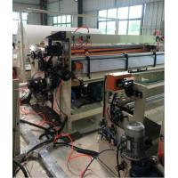 China Non - Stop Fully Automatic Toilet Tissue Production Line In Doing Toilet And Kitchen Towel on sale
