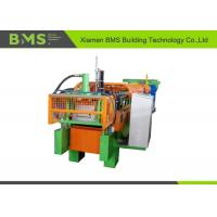 China Durable Steel Wall Panel Roll Forming Machine Cr 12Mov Cutting Blade Material on sale