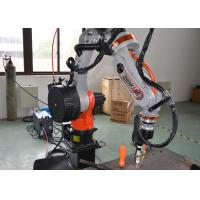 Wholesale Automatic Arc Welding Robot Flexible Mounting Long Service Life Six Axis Movement from china suppliers