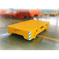 Wholesale Anti - Explosion Heavy Duty Material Handling Carts For Metallurgy Industry from china suppliers