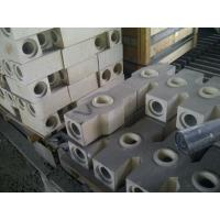 Buy cheap Fire Resistant Bottom Pouring Shapes refractory fire bricks for Cast Steel from Wholesalers