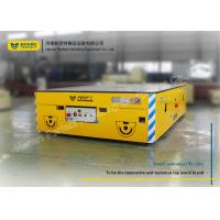 Wholesale Workshop Motorized Transfer Trolley Four Wheel Steering Electronic Control System from china suppliers
